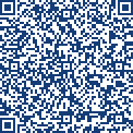 QR-code with contact details in vCard format